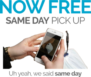 Now FREE SAME DAY